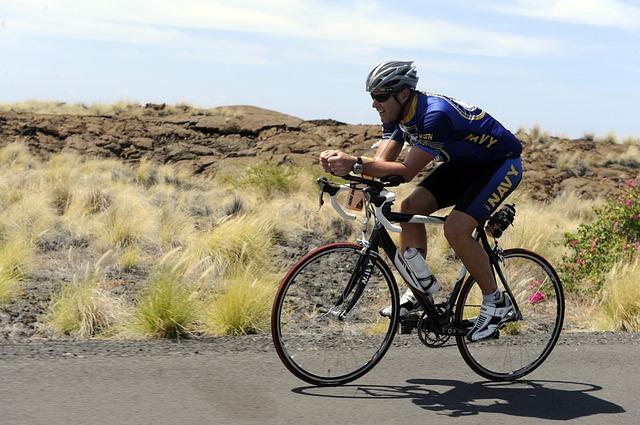 Jazda na bicykli vám tiež pomôže vypnúť