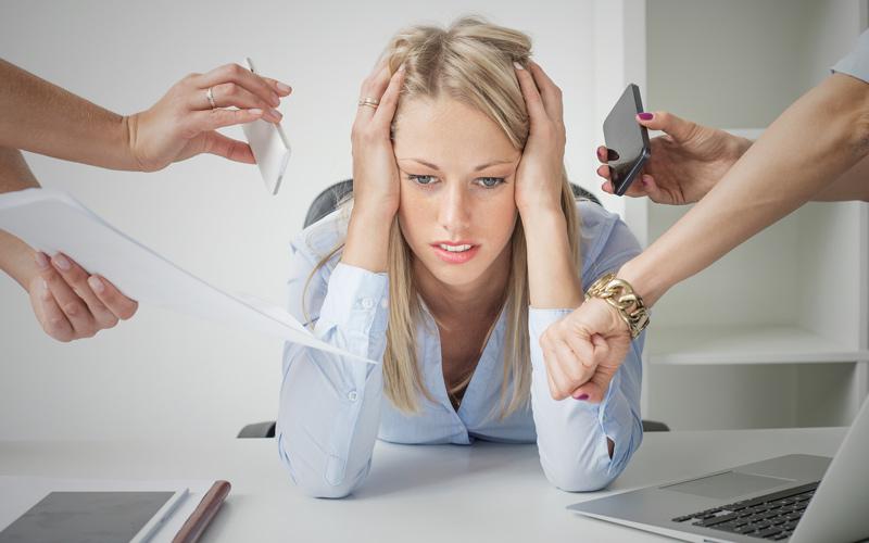 Nebezpečný stres