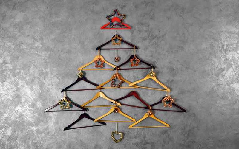 Originálny vianočný stromček
