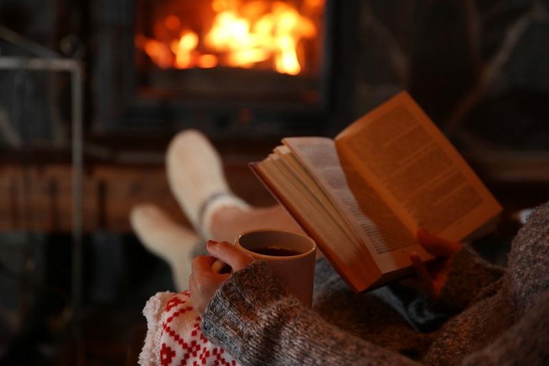 Užite si pohodu pri knihe