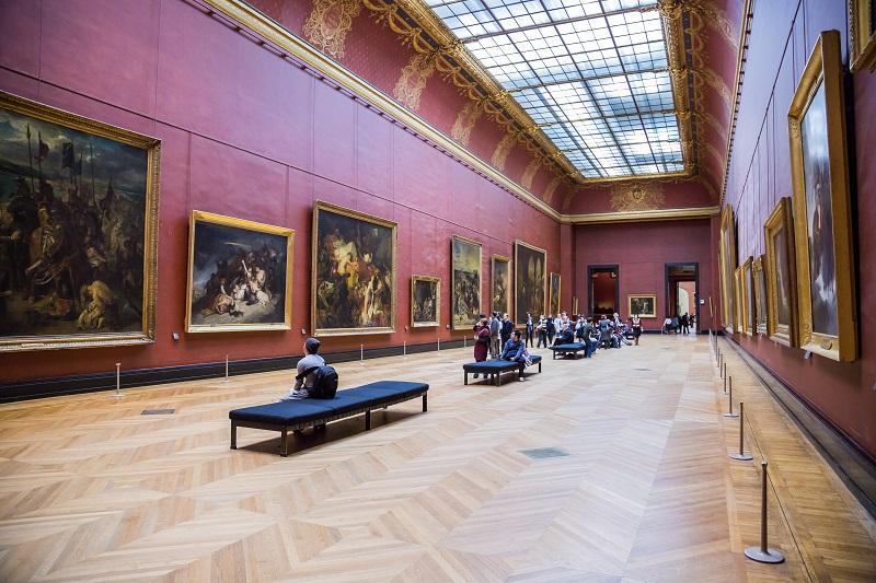 Navštívte múzeá a galérie