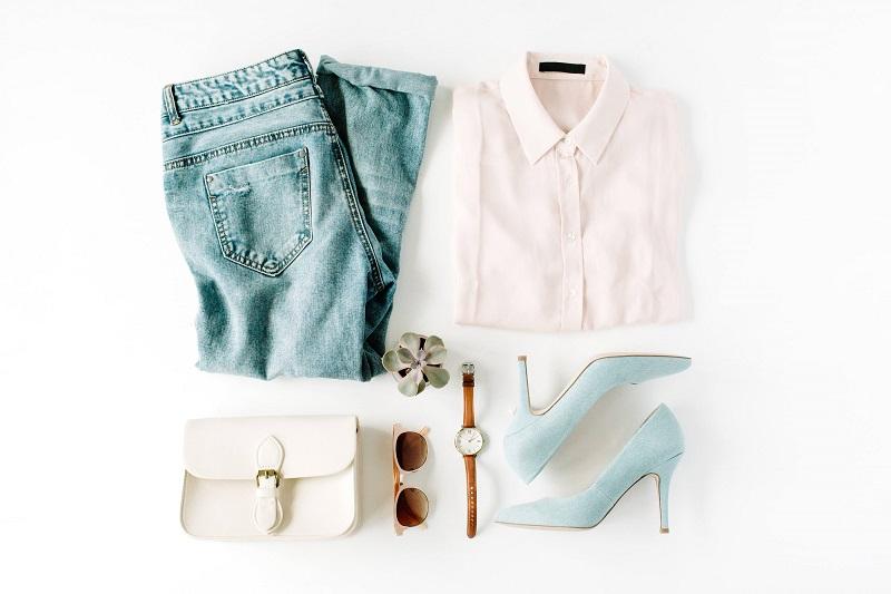 Džínsy a elegancia