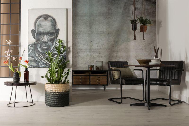 Industriálny štýl interiér