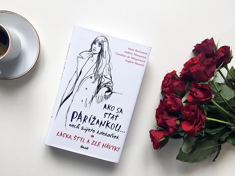 Kniha Ako sa stať Parížankou nech žijete kdekoľvek