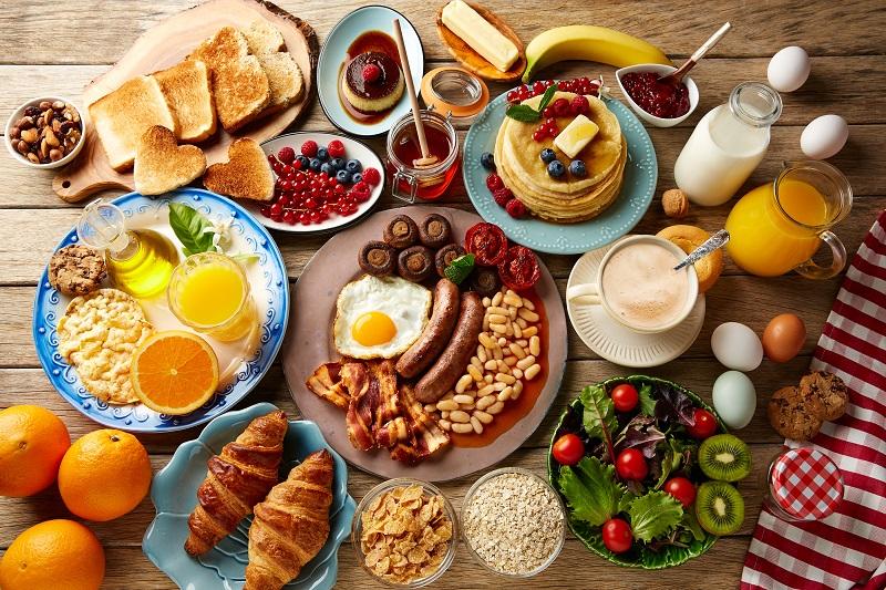 Anglické raňajky