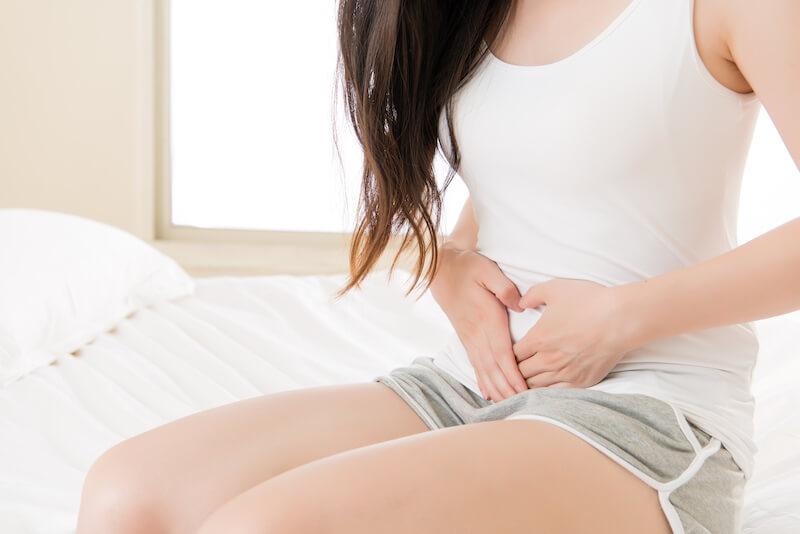 Menštruácia bolesť brucha