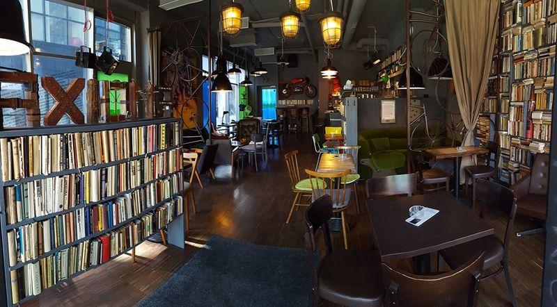 Axioma Cafe