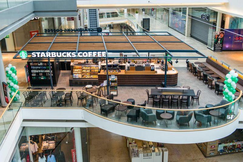 Starbucks Eurovea