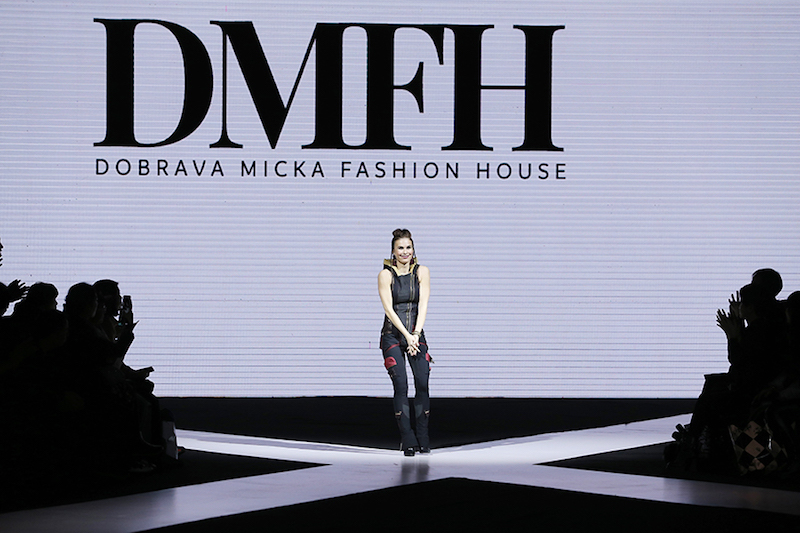 DMFH china fashion week