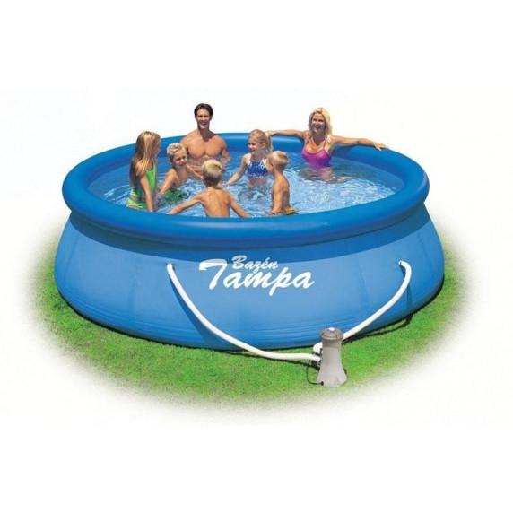 Rodinný bazén Inlea