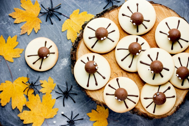 Rýchle ozdobené koláčiky